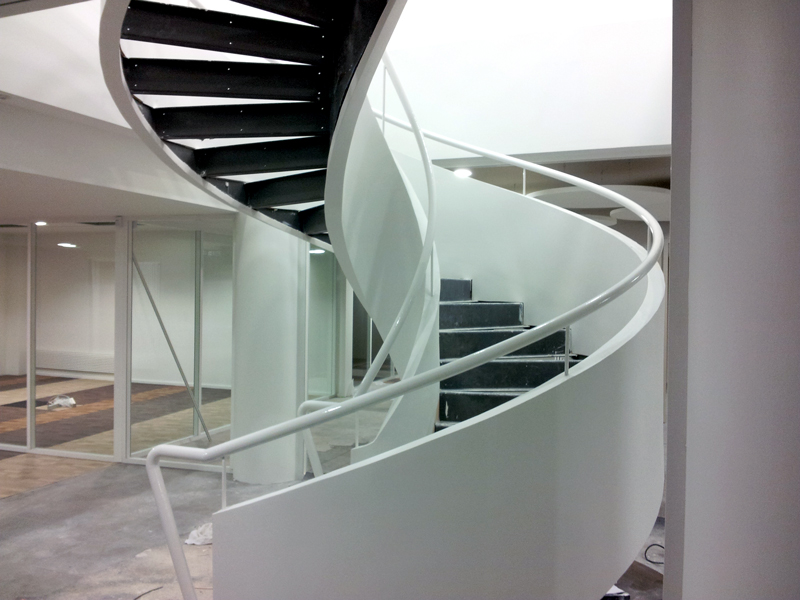 Escalier Construction Profil